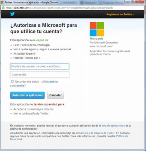 Outlook_Twitter_sincronizar