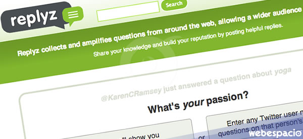 replyz responder preguntas twitter
