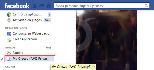 configuracion my crowd
