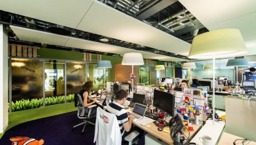 google dublin office 16