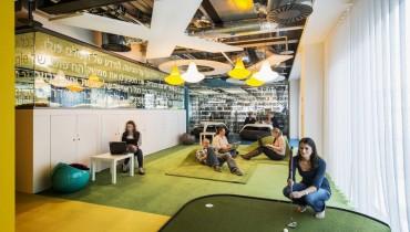 google dublin office 21