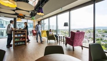 google dublin office 25