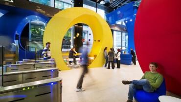 google dublin office 5