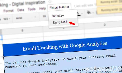 enviar correo de gmail con imagen de seguimiento