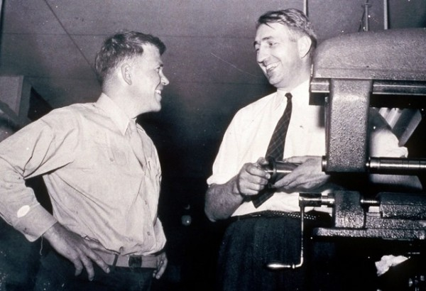 William Hewlett y David Packard