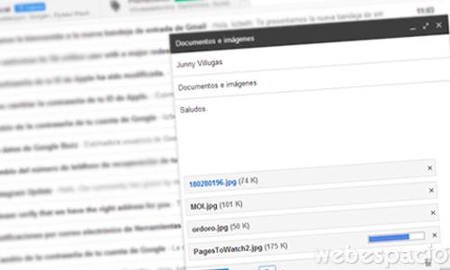 redactar nuevo correo en gmail