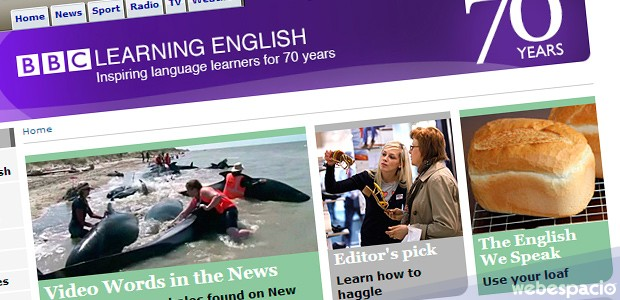 aprende ingles en la BBC Learning English
