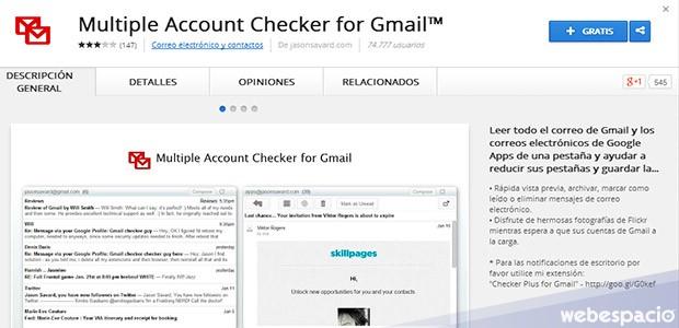 Multi Account Checker