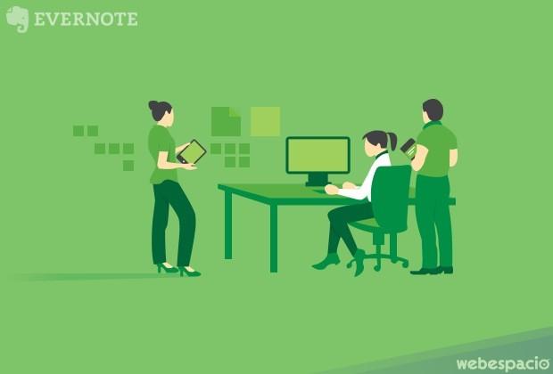 aumentar productividad con evernote