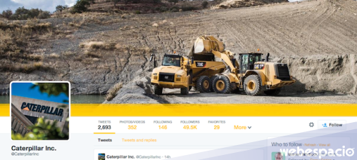 caterpillar_inc_twitter_layout