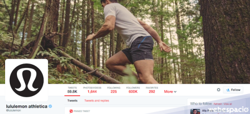 lululemon_twitter_layout