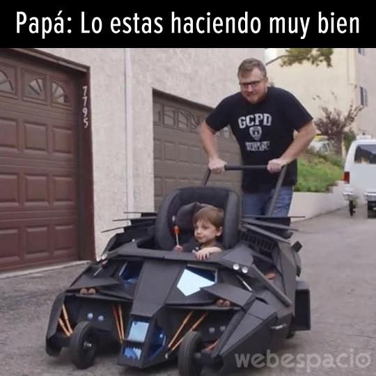 meme-papa-estas-haciendo-bien