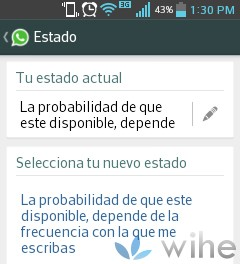 20 Creativos Estados Para Whatsapp