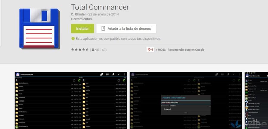 total-comander