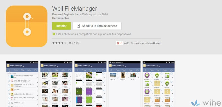 well-file-manager