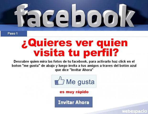 cadenas facebook