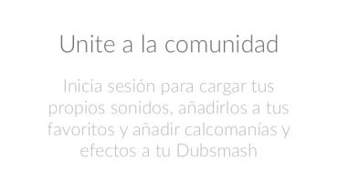 dubsmash-login