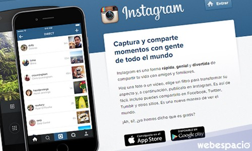 web instagram