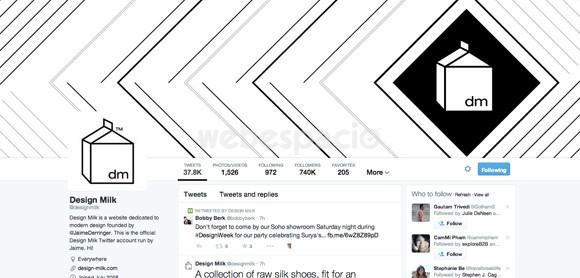 designmilk portada twitter