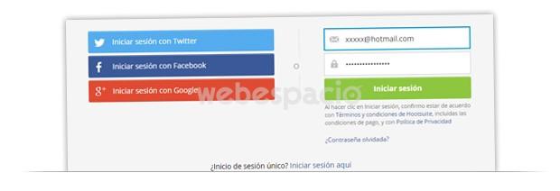 entrar facebook redes