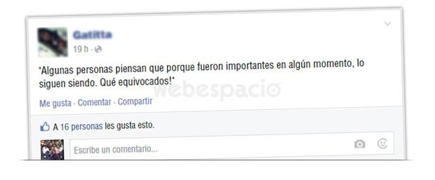 indirectas facebook