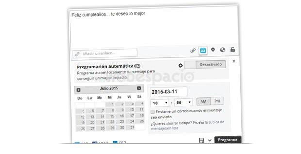 programacion hootsuite
