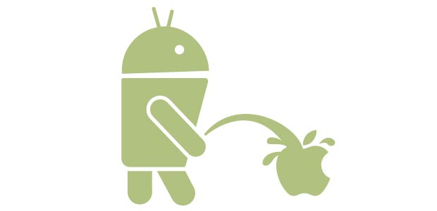 android orina apple