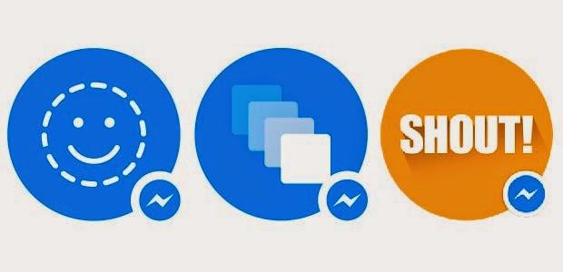 aplicaciones facebook messenger