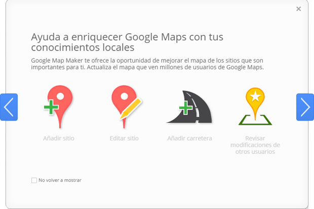 google map maker