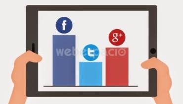 negocio exito redes sociales-