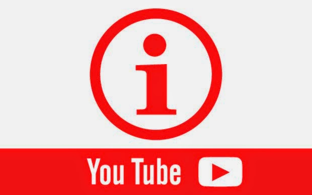 youtube tarjetas