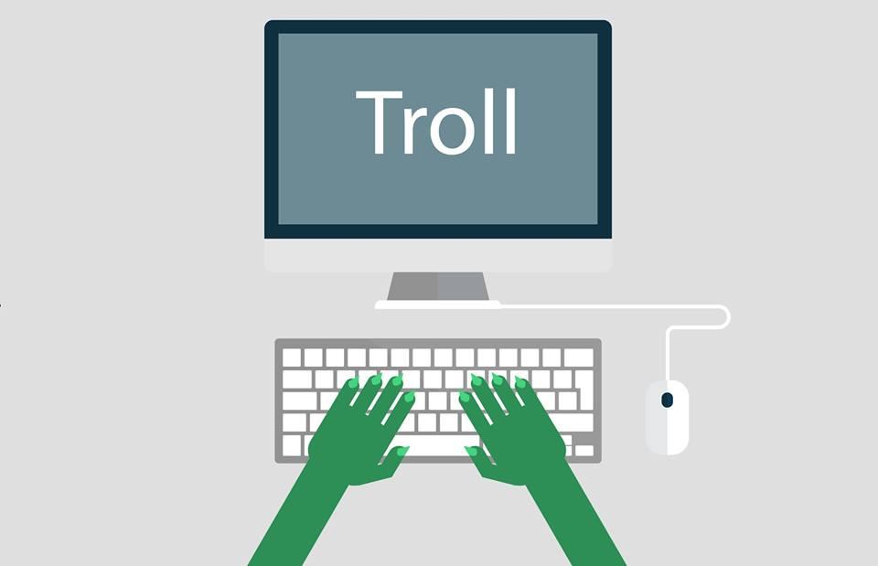 reconocer troll en redes sociales