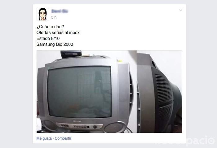 venden de todo en facebook