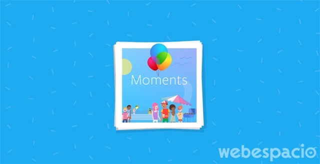 moments-aplicacion de facebook para compartir fotos con tus amigos