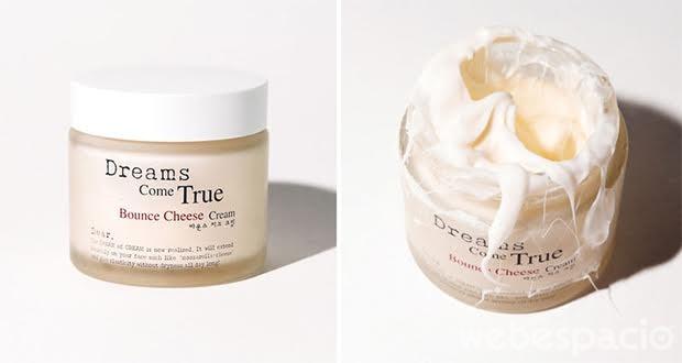 crema-de-queso-cosmetico