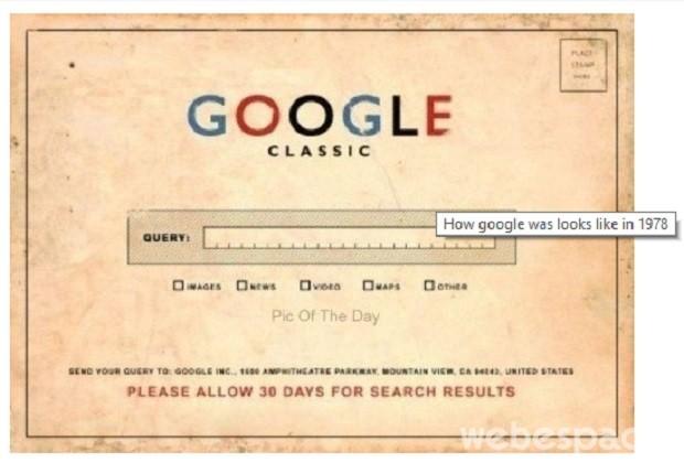 google-vintage
