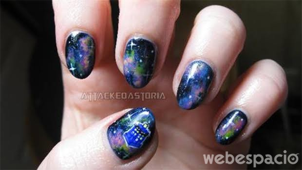 manicure-doctor-who