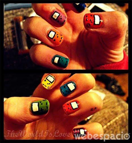 manicure-game-boy