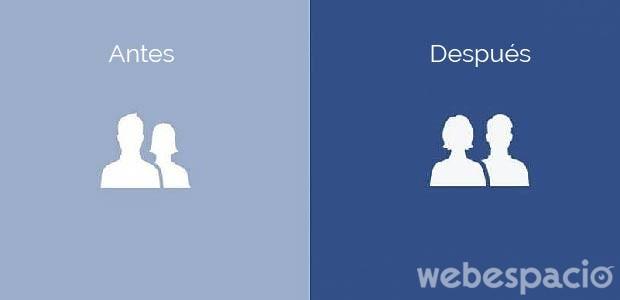 nuevo icono de amistad facebook