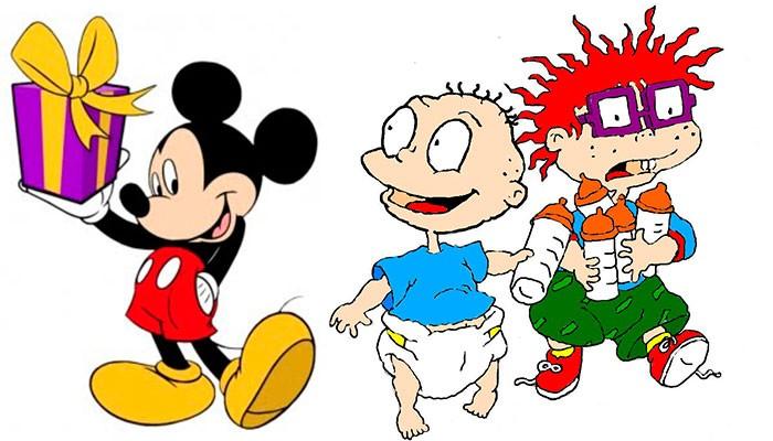 comparar-mickey-mouse-con-rugrats