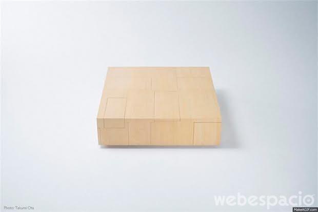 la caja adorno