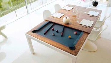 mesa secreta de billar