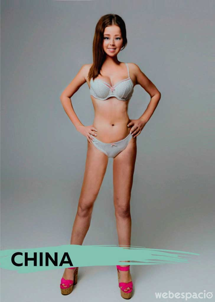 mujer ideal en china
