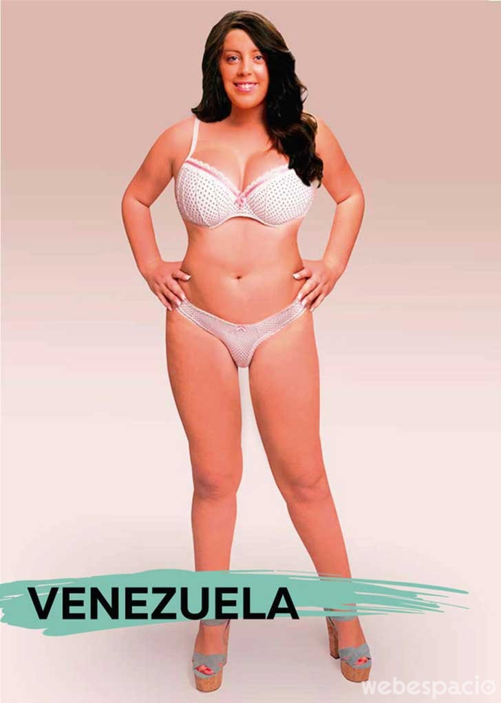 mujer ideal venezuela