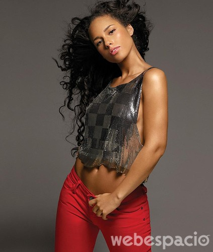alicie keys modelo