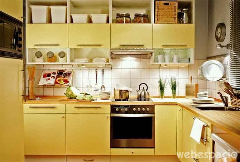 yellow and white kitchen ideas 18 cocinas de diferentes colores que desear 225 s tener en tu 26268