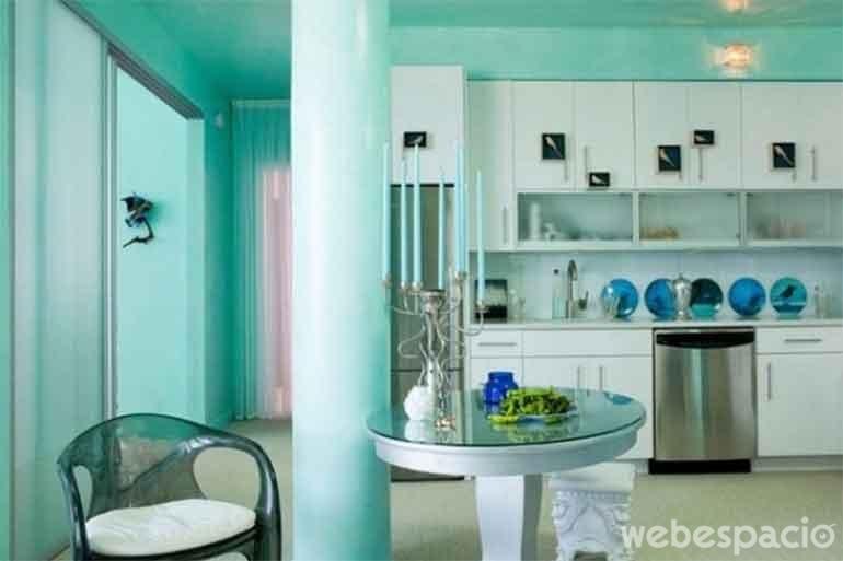 mueble-de-cocina-turquesa