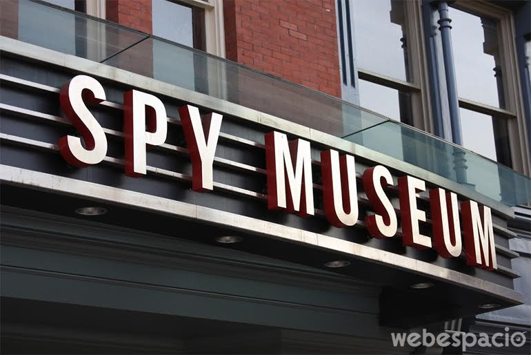 museo de espionaje