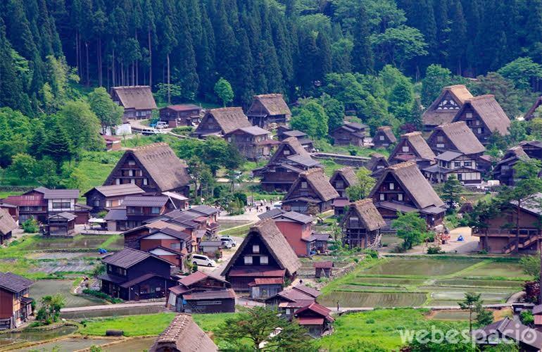 shirakawa-japon