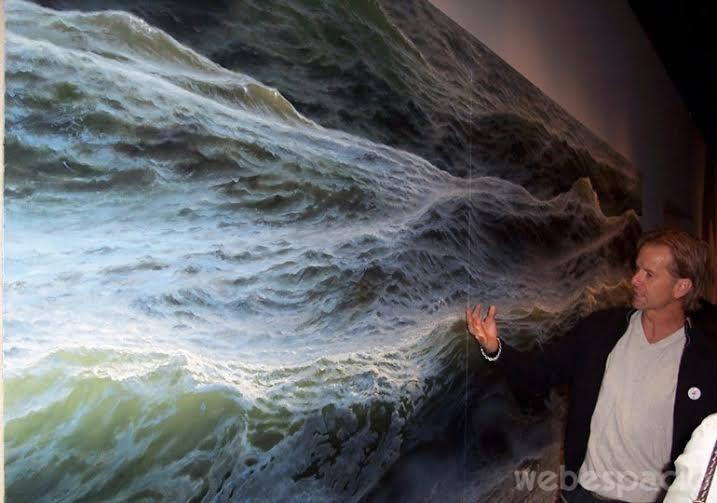 pintura-realista-oceano